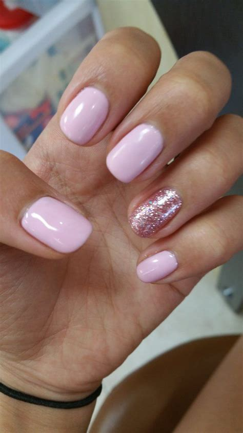 Gel Nail by Pink Pink Gel Nails And Nails On