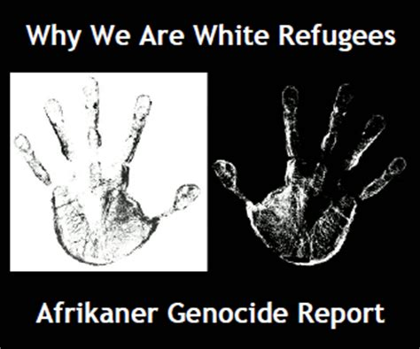 boer genocide anti white hatred white refugees farm attack official investigation report