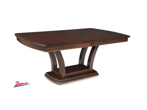 mckay rustic solid wood double pedestal rectangular dining mckay rustic solid wood double pedestal rectangular dining