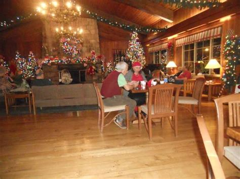 the lights at oglebay wv our arrival to the main lodge picture of wilson lodge at