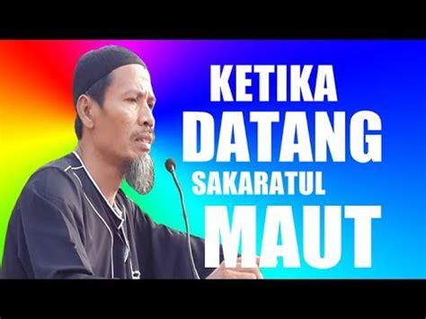 Download Mp3 Ceramah Sakaratul Maut | full download ceramah terbaru buya yahya semua manusia