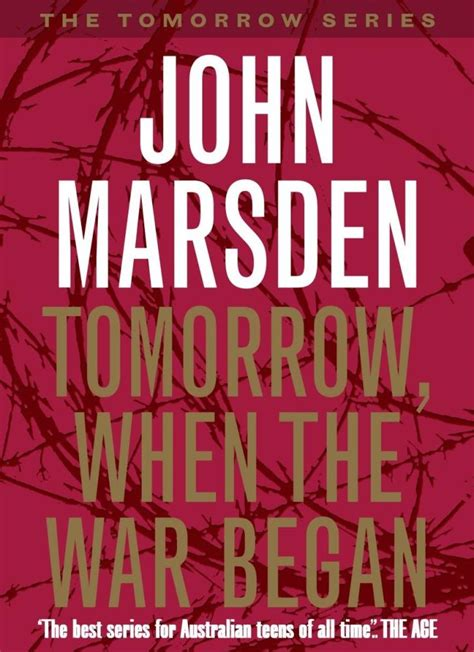 tomorrow the books booktopia tomorrow when the war began the tomorrow