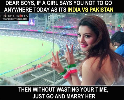 It?s India vs Pakistan match time   CricketTrolls.com