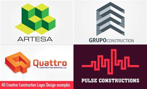 design engineer companies 42 top best creative construction logo design ideas