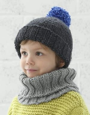 Modele Snood Enfant