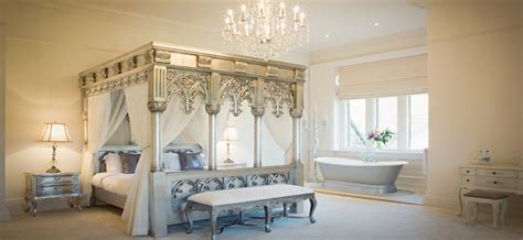 honeymoon suite room 1 woodhall manor the bedrooms manor by the lake