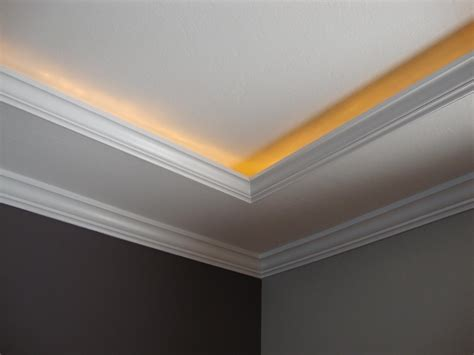 ceiling light crown molding lighting crown molding about this a rope