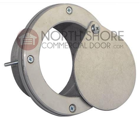 Garage Door Exhaust Ports 4 Inch Vent Assembly For Up To 2 Inch Garage Doors Item
