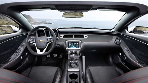 camaro upholstery 2013 chevrolet camaro car specifications and review