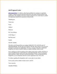 Business Letter Writer Jobs Writing A Job Proposal Business Proposal Templated