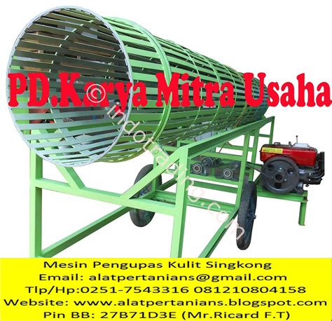 Cuci Gudang Alat Pengupas Kulit Buah Dan Sayur Peeler S803 Pink jual mesin pengupas kulit singkong harga murah bogor oleh pd karya mitra usaha