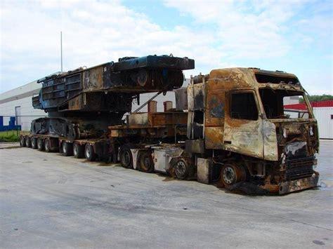 volvo fh burnt  fh  trucks rusty cars og volvo