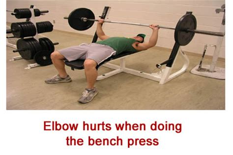 bench press injury erase outer elbow pain fast in just 5 steps