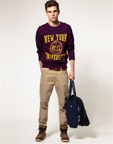how to dress trendy teenager boys college guy outfit 20 trendy outfits for college guys