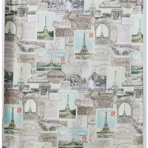 french script shower curtain total fab fabric shower curtains with french script