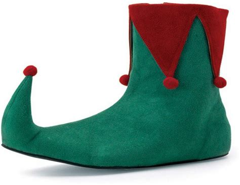 adult elf shoe pattern elf shoes youth