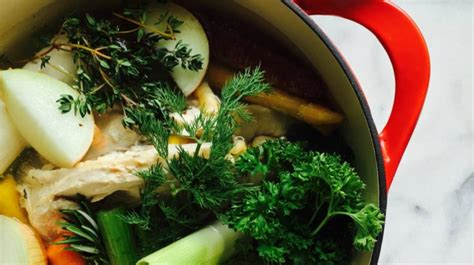 Detox Chicken Bone Broth Detox by Is Souping The New Juicing Your 3 Day Soup Detox Meal