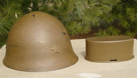 japanese spray paint imperial japanese wwii helmet spray paint