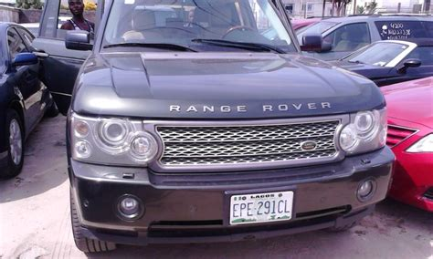 land rover voque range rover voque autos nigeria