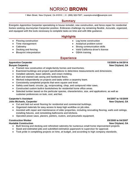 Resume Career Objective Gain Experience data scientist resume objective with experience