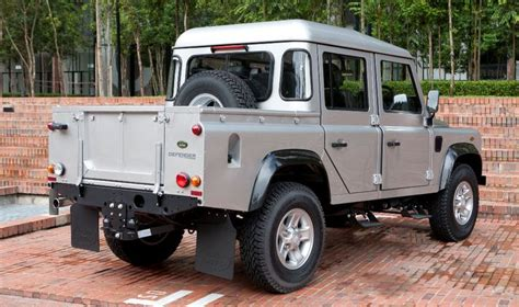 land rover skyfall can t wait for the defender double cab to be re released