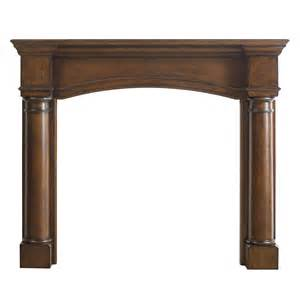 Unfinished Furniture Bookcases Pearl Mantels The Princeton Fireplace Mantel Surround