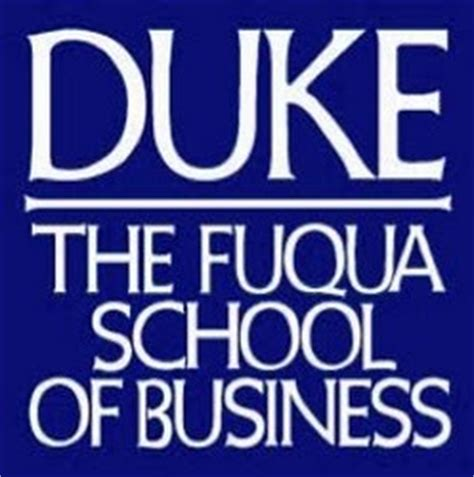 Black And Mba Organization Fuqua by Duke Mba Association Dukefuquambaa