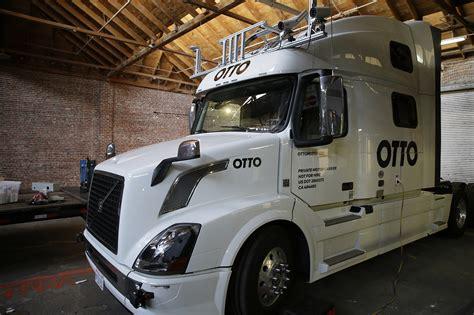 2013 volvo big rig u s startup pursues self driving semis but big rig bots