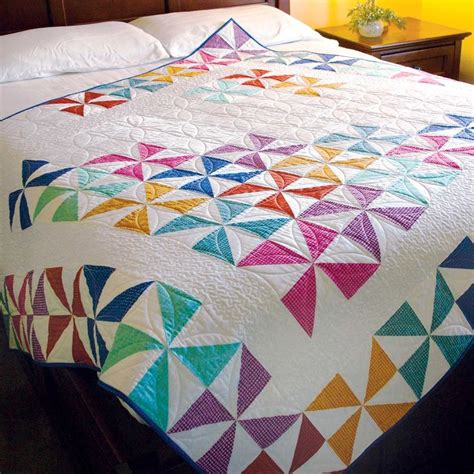 Simple Patchwork - best 25 pinwheel quilt ideas on