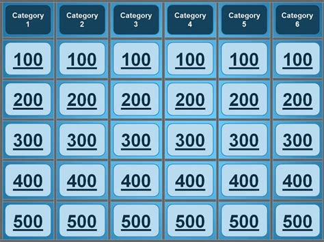 Baby Shower Jeopardy Game Baby Shower Ideas Jeopardy For Powerpoint