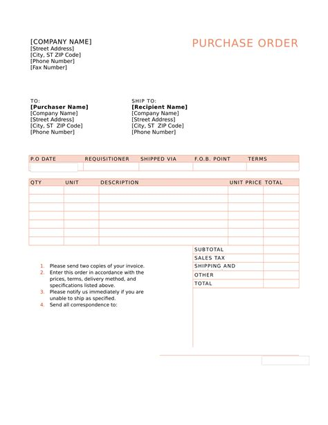 order letter sample   business letter