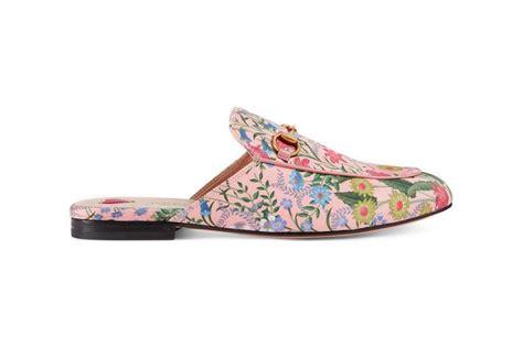Slip On Gucci Flower Premium floral slip ons gucci slip ons