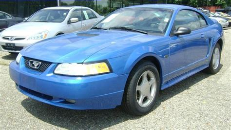 2000 blue mustang bright atlantic blue 2000 mustang paint cross reference