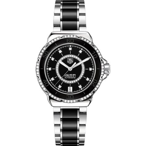 tag heuer ladies formula 1 watch ladies tag heuer f1 watch wau2212 ba0859 francis