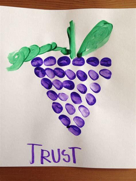 grapes craft for 77 fantastiche immagini su moses su quaglie
