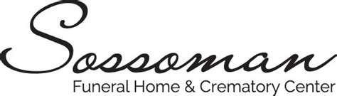 sossoman funeral home new website vannoppen marketing