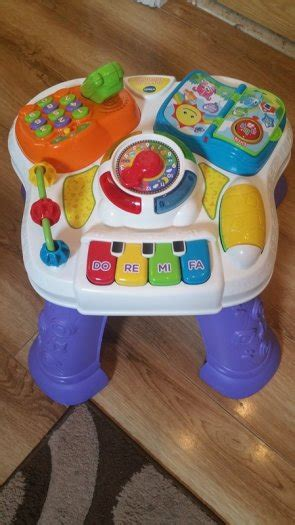 v tech activity table vtech baby play learn activity table for sale in carrick