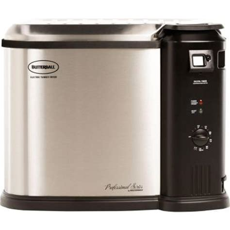 butterball electric turkey fryer 23011615 the home depot