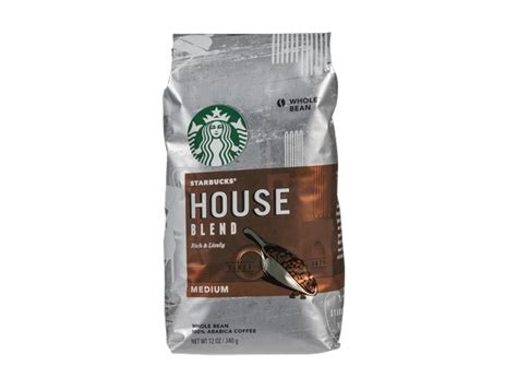 Blend Coffee Bean starbucks house blend whole bean coffee consumer reports