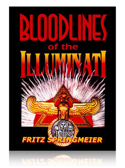 illuminati book bloodlines of the illuminati by fritz springmeier ebay