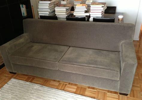 dwr sofa bed dwr sofa bed oslo pinterest