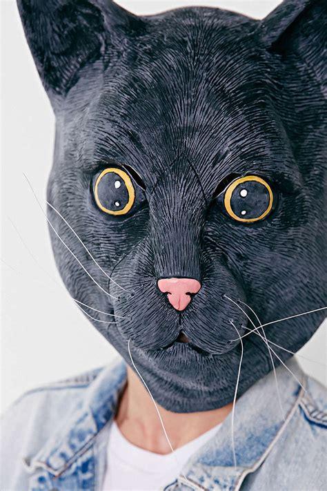 realistic cat masks realistic cat mask