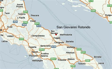 san rotondo san rotondo location guide