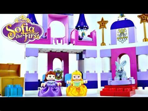 Lego Sy Princess Elsa Frozen Castle Istana Princes Elsa frozen elsa s sparkling castle lego disney princess juguete para construir princesa dctc