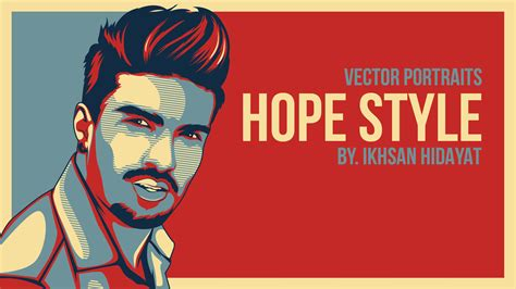 tutorial vector hope obama hope style tutorial vector adobe illustrator cc