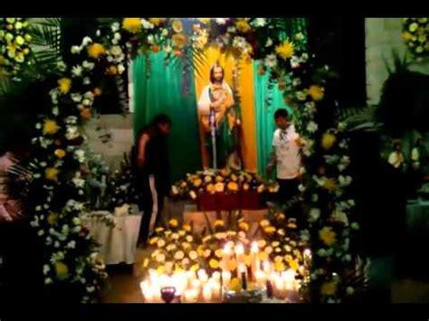 adornos de popote para sanjudas recibiendo la ofrenda san judas tadeo youtube
