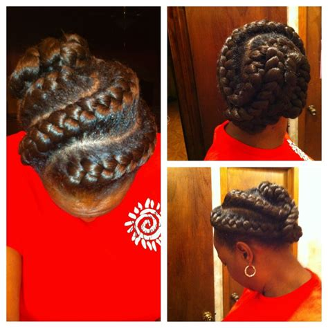 3 goddess braids hairstyles my goddess braids happy 2 be natural