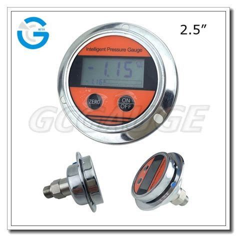 Pressure Manometer Rockwell 2 5 Inchi high quality 2 5 inch back connection lcd manometer with flange buy lcd manometer