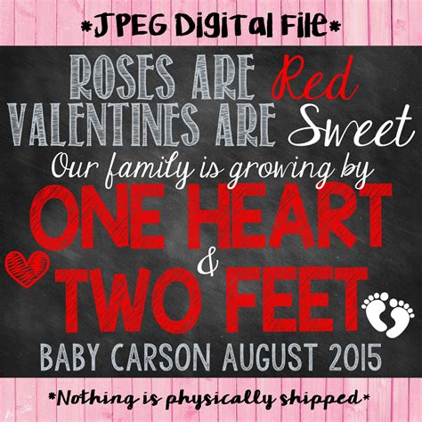 valentines pregnancy announcements s day pregnancy announcement s day
