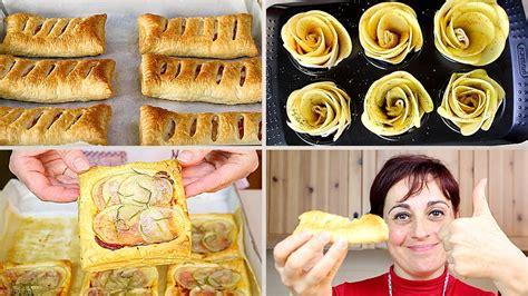 cosa cucinare con la pasta sfoglia 3 ricette con patate e pasta sfoglia 3 idee facili e